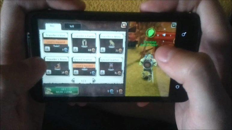 Pařba na víkend - tipy na Android hry 28