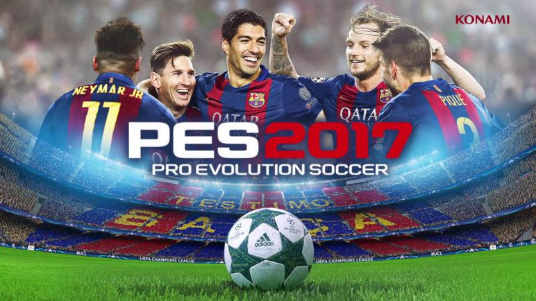 PES 2017 Mobile: Pre-Registration