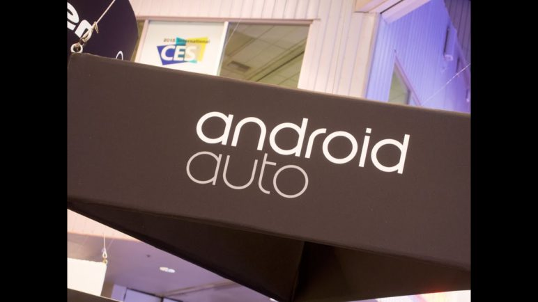 Pioneer Android Auto hands-on