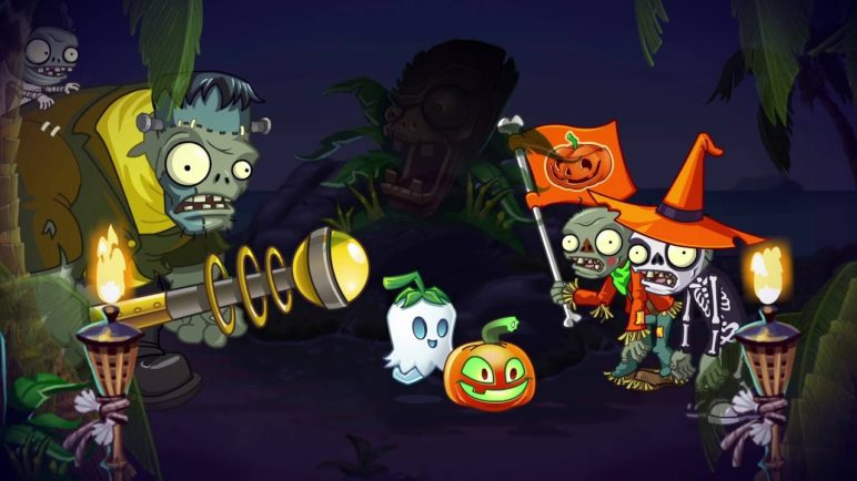 Plants vs. Zombies 2 Lawn Of Doom Trailer Google Play
