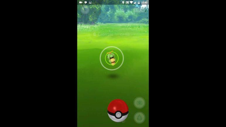 Pokémon GO: Curveball návod (chytání Pokémonů za více XP)