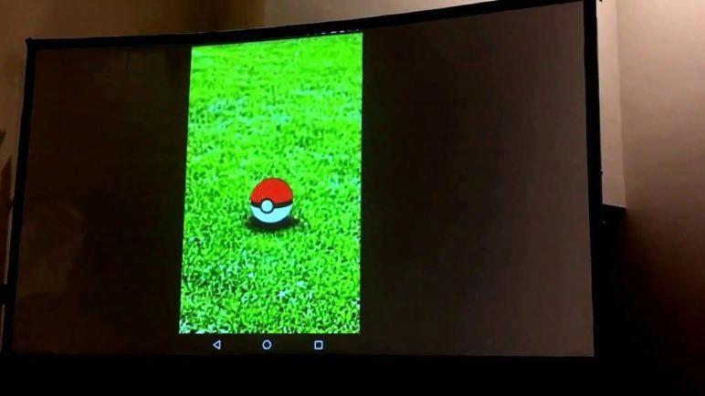 Pokemon Go Gameplay First Look | SXSW Gaming