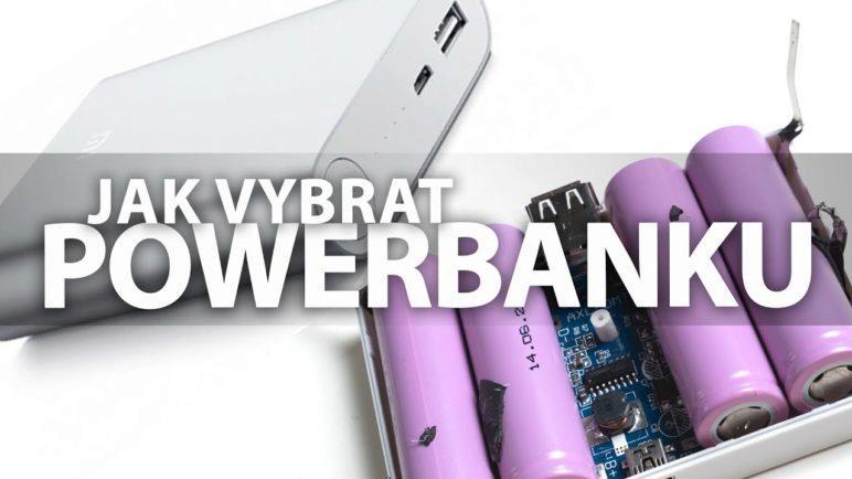 Powerbanka - z čeho se skládá?