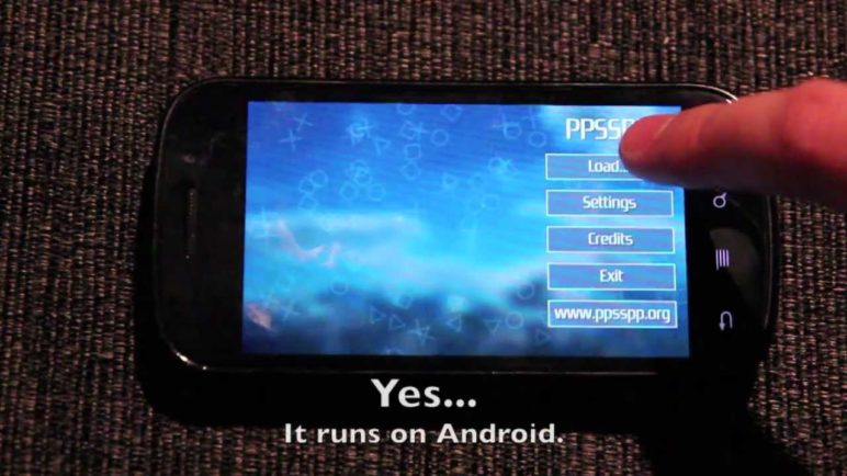 PPSSPP - a portable PSP emulator for Android, PC, Mac, Linux, Blackberry and more...