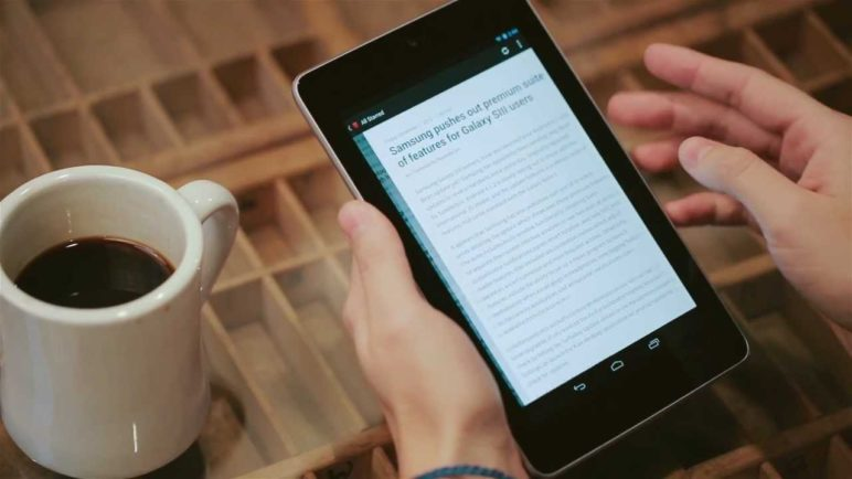 Press (Google Reader)