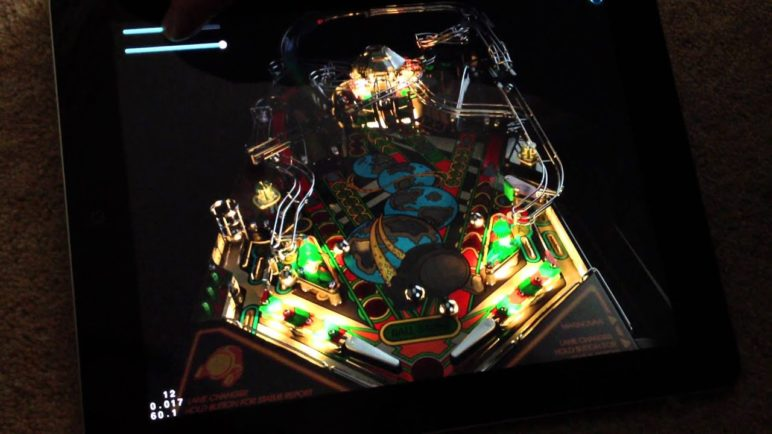 Pro Pinball: Revived & Remastered - iPad Tech Demo