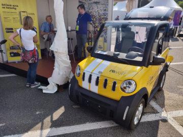pujcovani elektricky aut revolt