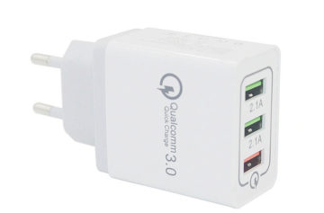 qualcomm quickcharge 3 nabijecka minismile