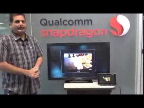 Qualcomm Snapdragon 805 3D Demo