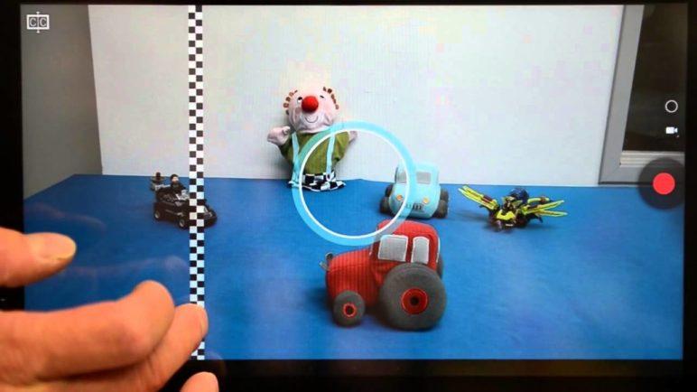 Qualcomm Snapdragon Processor Action Shot Demo