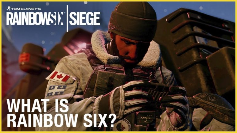 Rainbow Six Siege: What Is Rainbow Six? | Trailer | Ubisoft [NA]