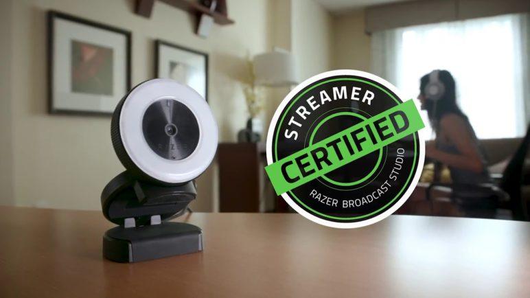 Razer Kiyo - The World's First Broadcasting Camera with adjustable ring light
