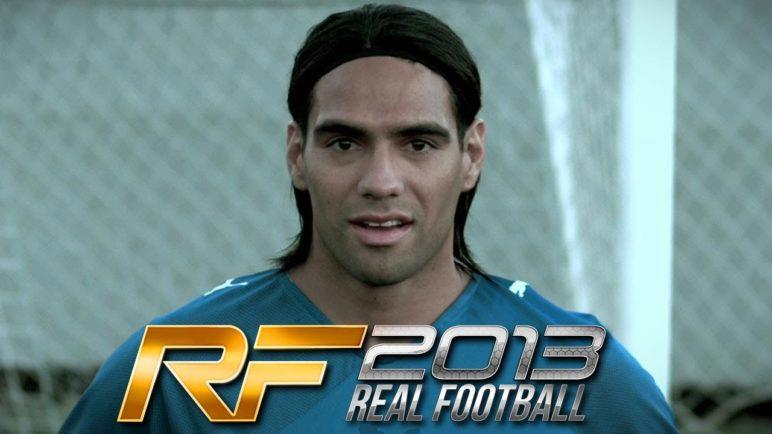 Real Football 2013 - Official Trailer featuring Radamel Falcao
