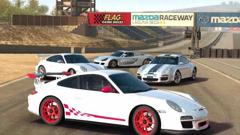 Real Racing 3 Porsche Trailer