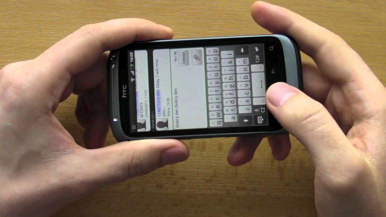 Recenze HTC Desire S