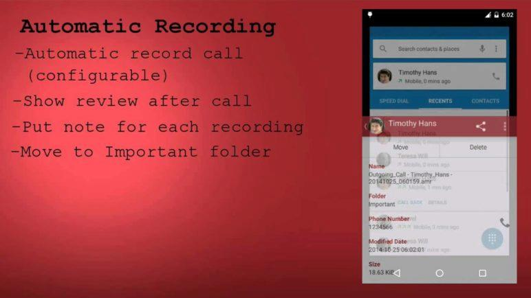 Record My Call Promo Video