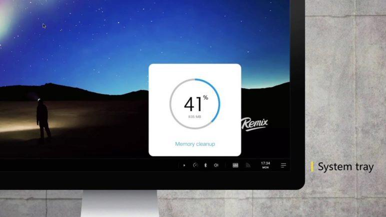 Remix OS 2.0 video