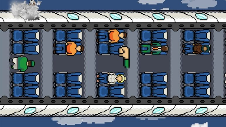 Remove Airlines Passenger gameplay