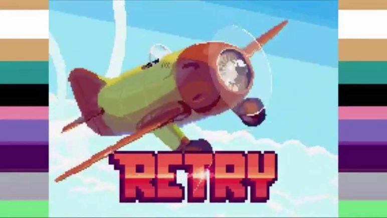 RETRY gameplay trailer - out soon in app stores!