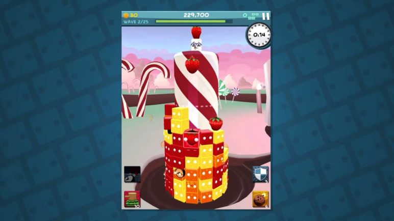 Rise of the Blobs Android Trailer