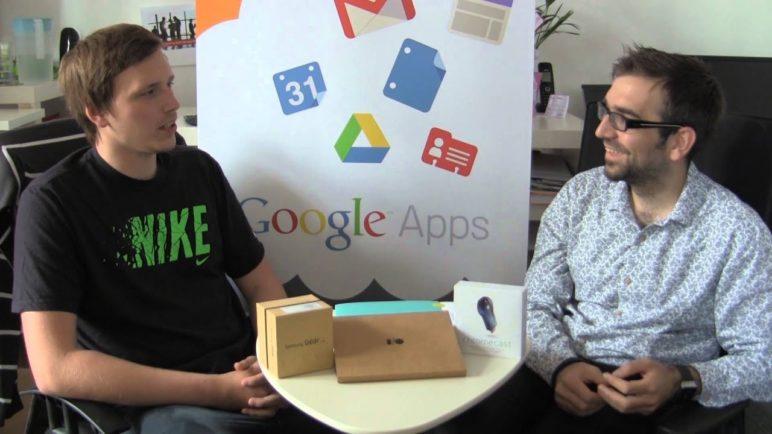 Rozhovor s Ivanem Kutilem na téma Google I/O 2014