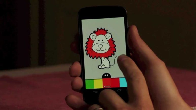 Samo Colors for Android - coloring app for kids