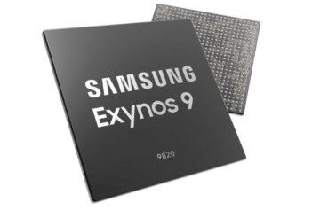 samsung cipset exynos 9820