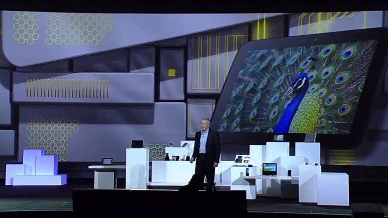 Samsung Exynos 5 Octa & Flexible Display at CES 2013 Keynote