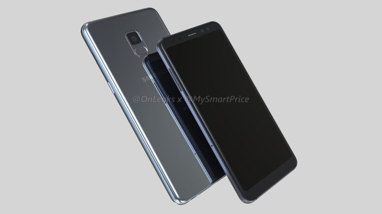 Samsung Galaxy A5 (2018) and Galaxy A7 (2018) - Exclusive 360-Degree Render Video