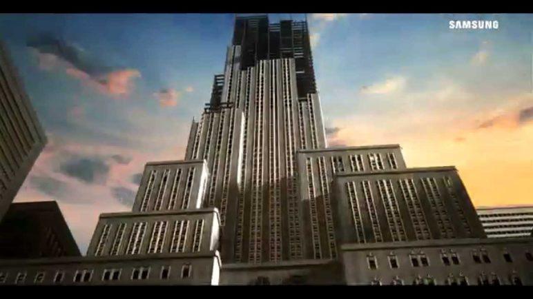 Samsung GALAXY Alpha - Jednoduše Alpha (oficiální TV spot)
