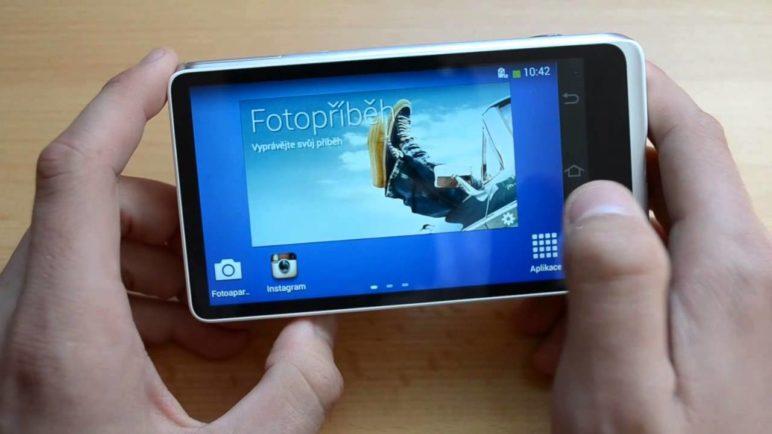 Samsung Galaxy Camera 2 - první pohled