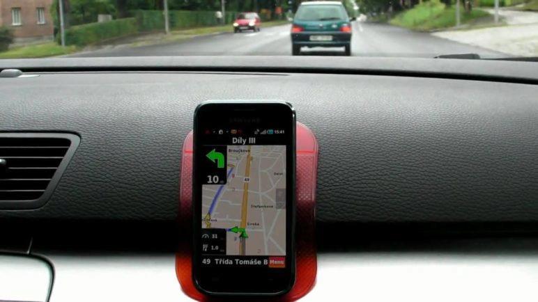 Samsung Galaxy S I9000 s offlline navigacemi NDrive a Navigon