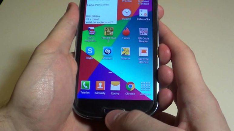 Samsung Galaxy S3 Neo - první pohled