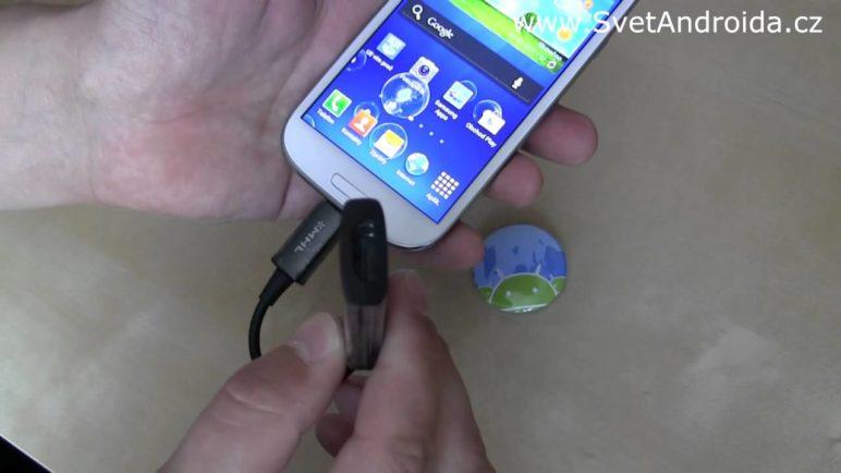 Samsung Galaxy S3 - příslušenství