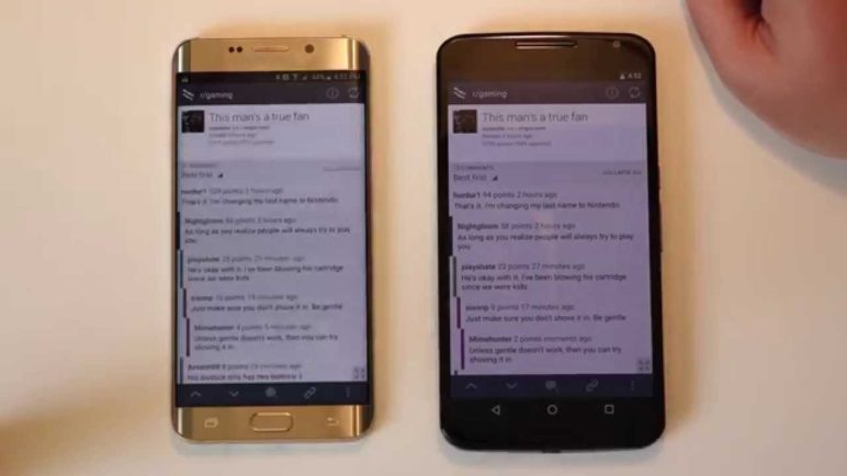 Samsung Galaxy S6 Edge+ and Note 5 aggressive background task killing