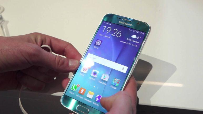 Samsung Galaxy S6 - první pohled