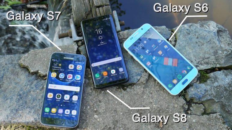 Samsung Galaxy S8  (první pohled)