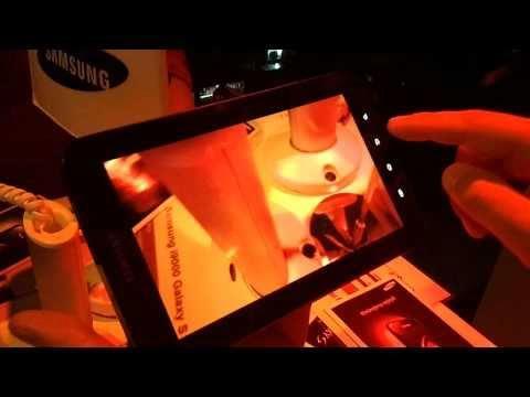 Samsung Galaxy Tab - Google Day CZ