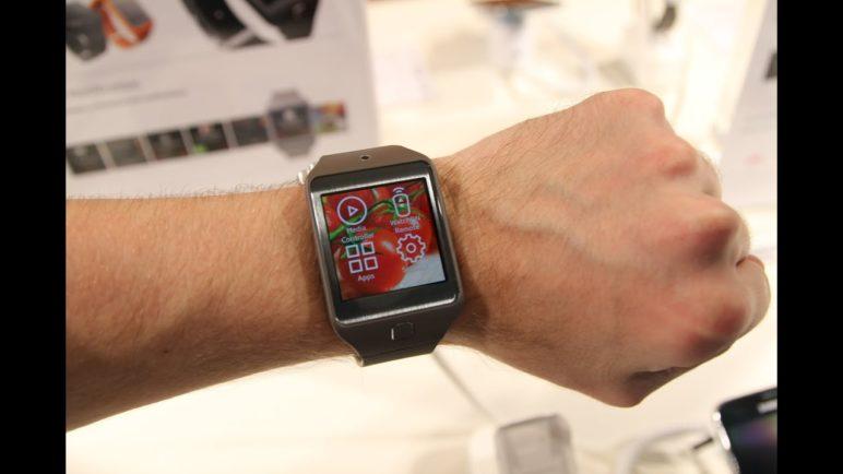 Samsung Gear 2 Neo (Podrobný video pohled)