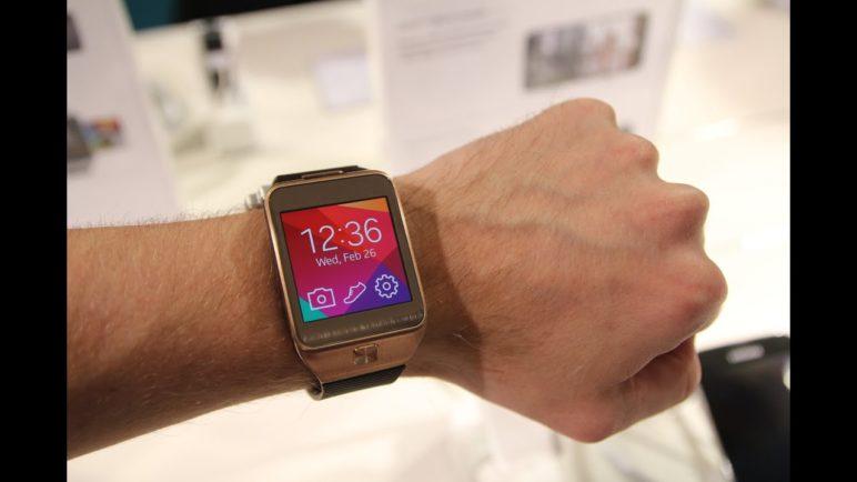Samsung Gear 2 (Podrobný video pohled)