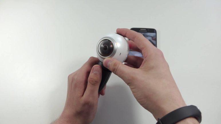 Samsung Gear 360 - první pohled