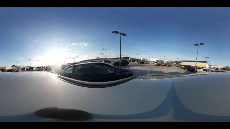 Samsung Gear 360 - ukázkové video