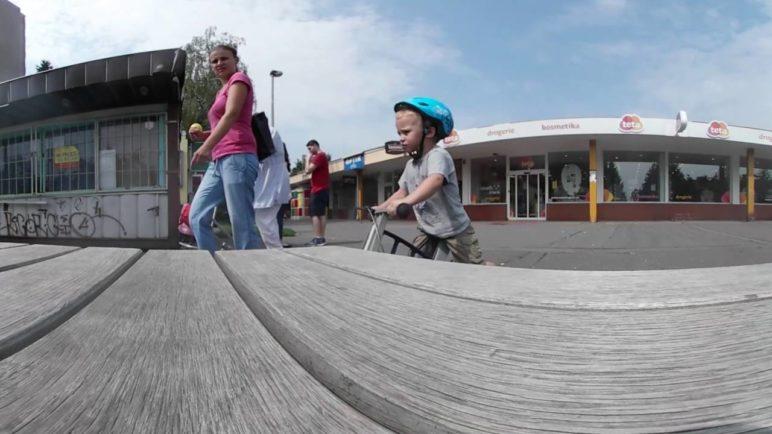 Samsung Gear 360 - zkouškové video