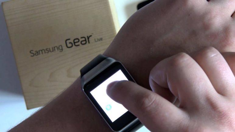 Samsung Gear Live - první pohled