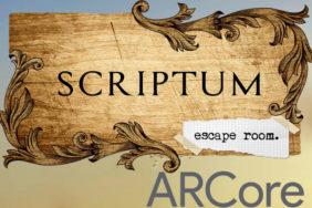 scriptum arcore unikova hra android