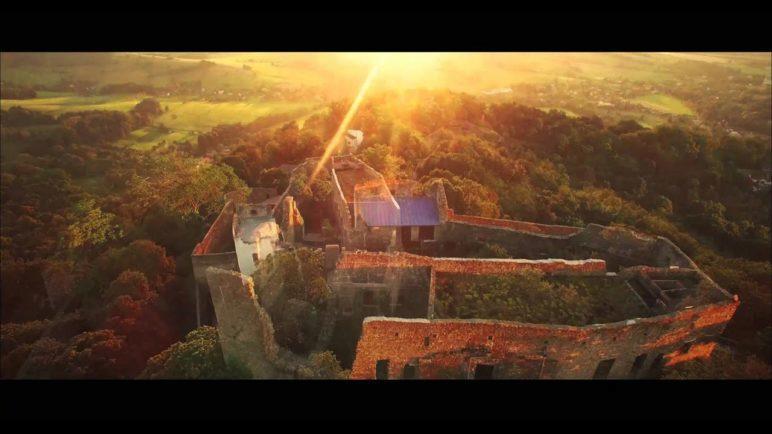 Secret of the castle Hukvaldy