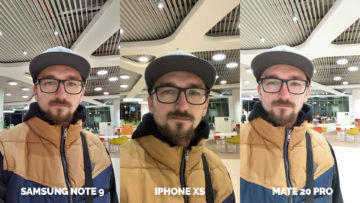 selfie fotografie umele osvetleni apple iphone xs vs huawei mate 20 pro vs samsung galaxy note 9 (24)