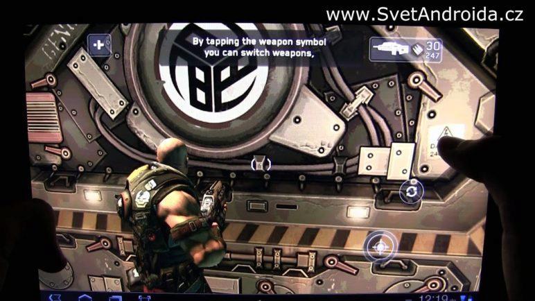 Shadowgun část prvni