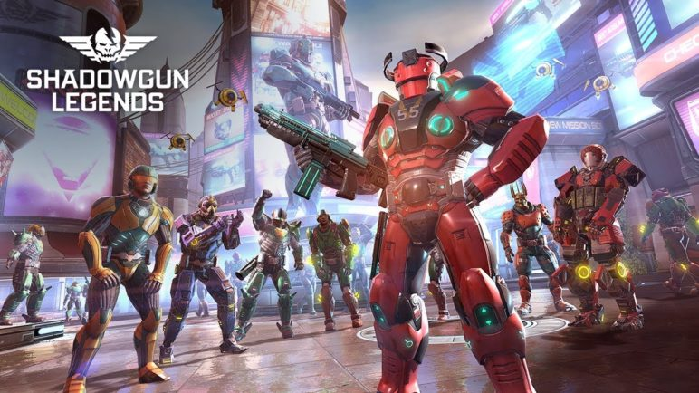 Shadowgun Legends Launch Trailer