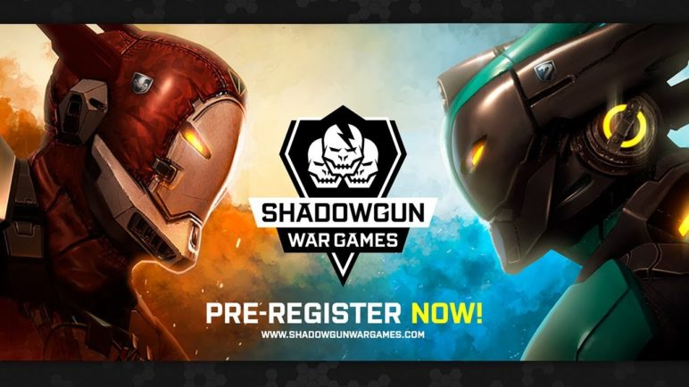 Shadowgun War Games | Teaser